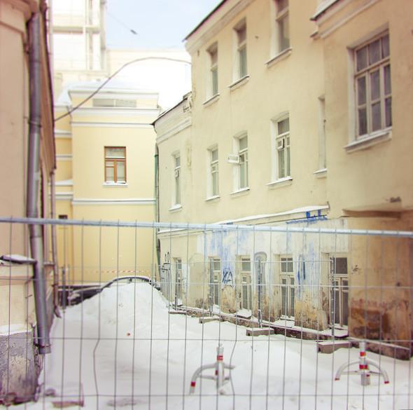 В зоне риска: Усадьба Соколовых-Сибиряковых. Изображение № 21.