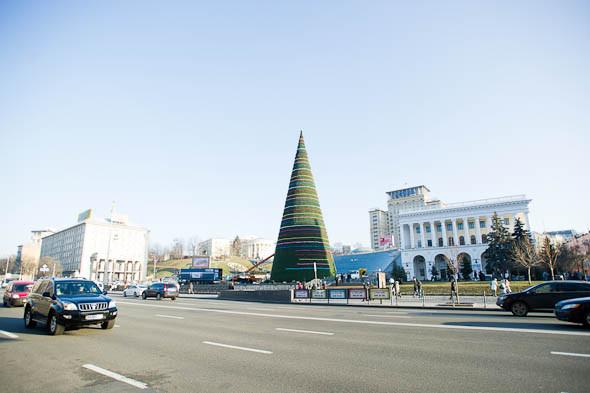 Ёлки-палки: Что происходит с главной новогодней ёлкой в Киеве. Зображення № 5.