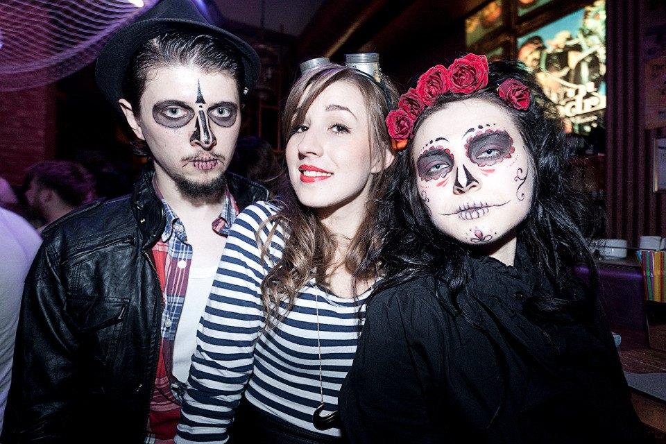 Люди в городе: Хеллоуин вКиеве. Зображення № 4.