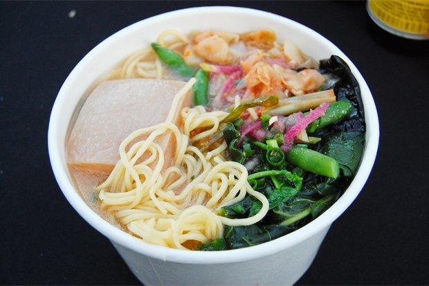 Как фестиваль фургонов с едой помогает выжить мобильным кафе в Сан-Франциско. Изображение № 3.