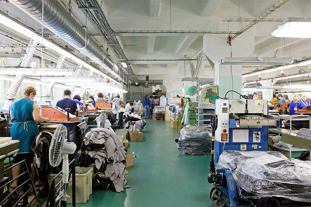 Производственный процесс: Как делают ботинки. Изображение № 3.