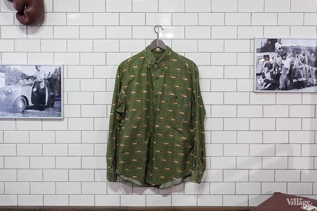 Рубашка Woolrich — 2 000 рублей. Изображение № 25.