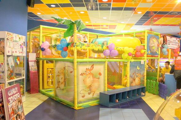Игровой момент: Детские комнаты в торговых центрах. Изображение № 14.