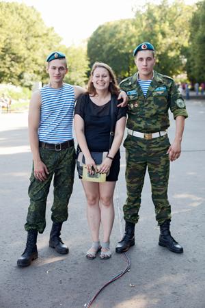 Люди в городе: Как отмечали День ВДВ в парке Горького. Изображение №31.