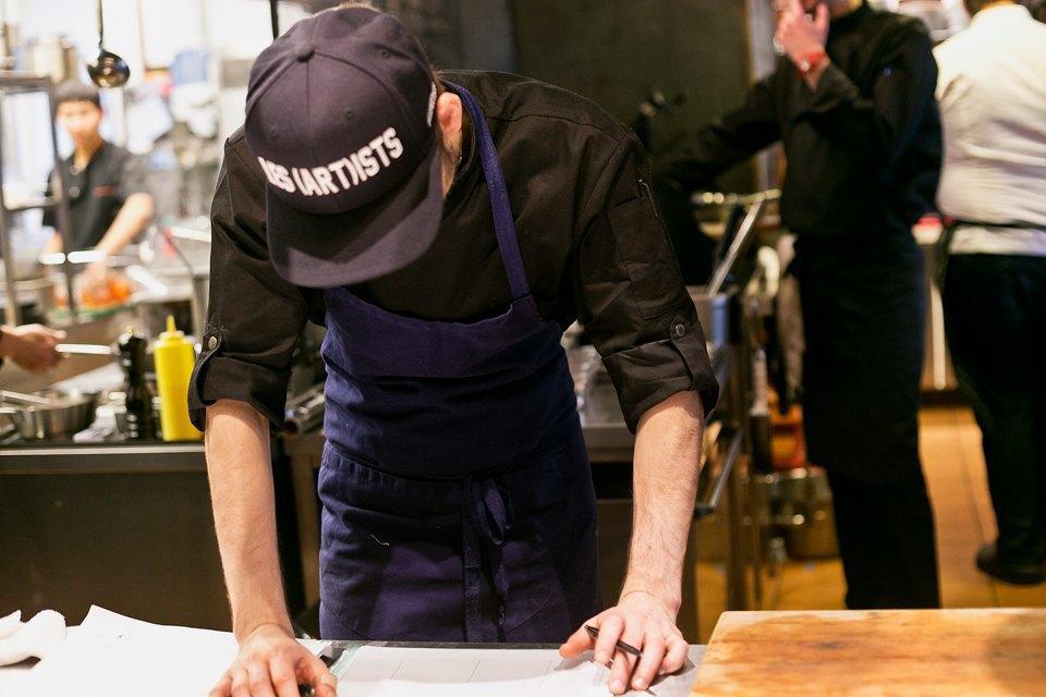 Ресторан Lesartists. Изображение № 17.