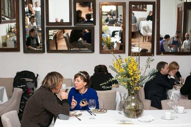 Дмитрий Борисов открывает ресторан «Рубинштейн» наулице Рубинштейна. Изображение № 3.