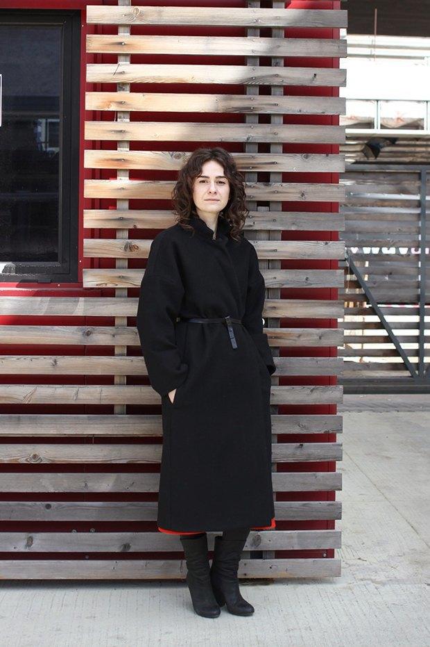 Даша Парамонова, архитектор и куратор спецпроектов Института «Стрелка». Изображение № 1.