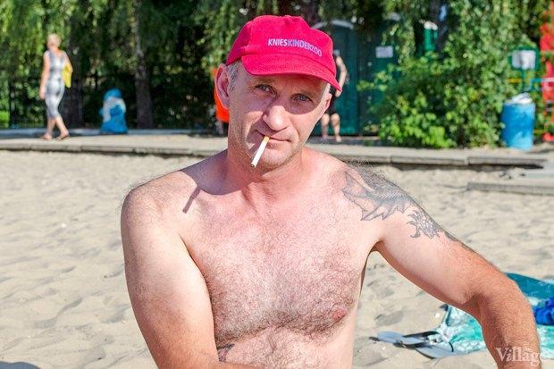 Колко-место: Завсегдатаи Гидропарка — о своих татуировках. Изображение № 6.