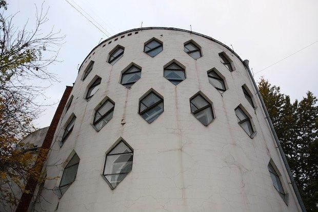 Дом Мельникова откроют для посетителей 3декабря. Изображение № 1.