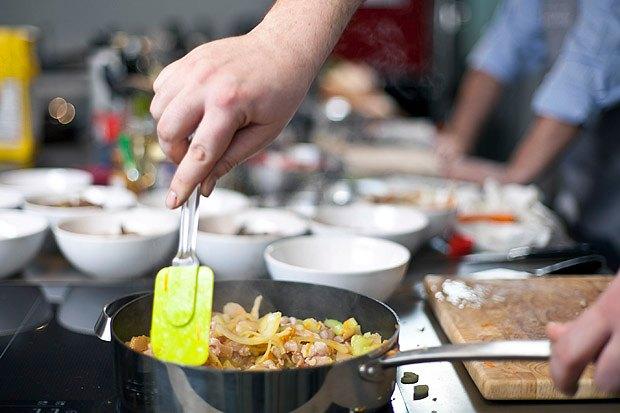 Шеф дома: Грузин и итальянец готовят по рецептам бабушек. Изображение № 99.
