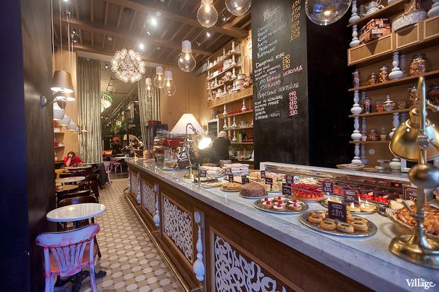 В Доме Мертенса открылся ресторан-кондитерская Bengel & Zaek. Изображение № 15.