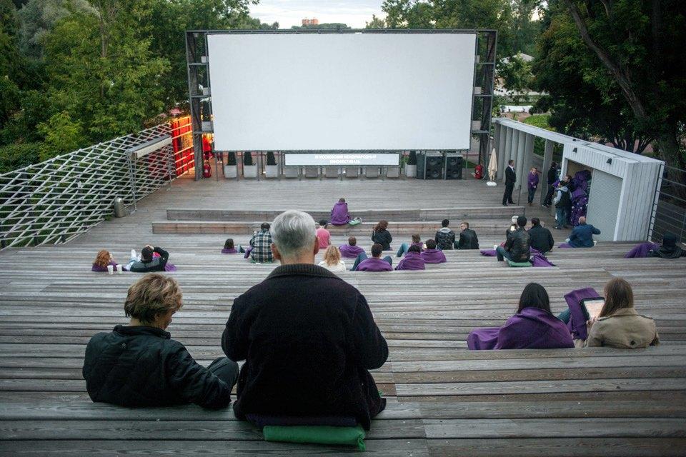 12 кинотеатров под открытым небом вМоскве. Изображение № 1.