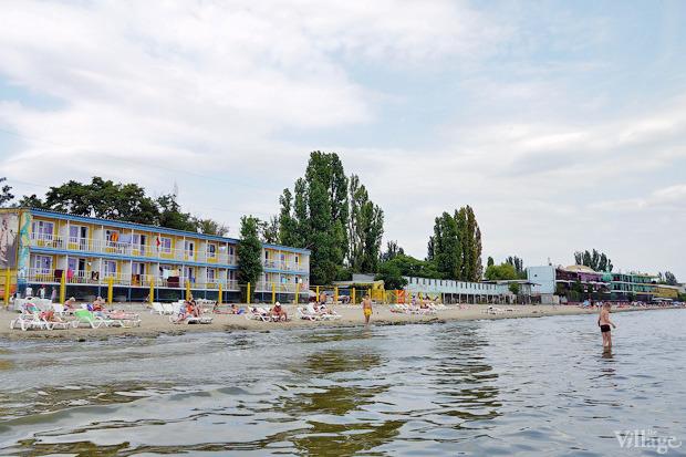 На воде: Виндсёрфинг, вейкбординг и дайвинг в Одессе. Зображення № 15.