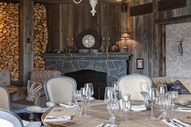 На месте Cafe Provence откроется ресторан Steak Story. Изображение № 1.