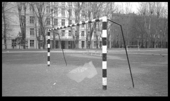 В. Буйвид, «Пенальти#2», динамическая фотография, 2006–2011. Изображение № 3.