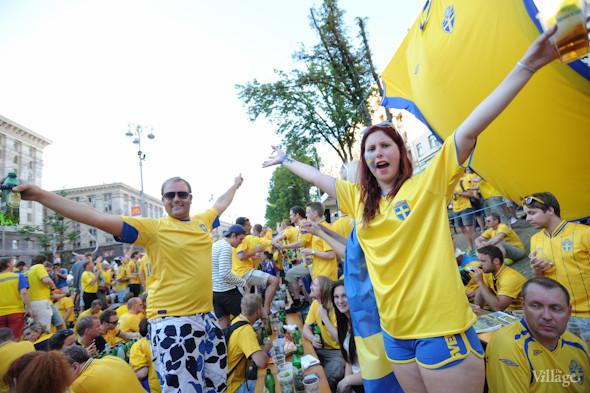 По домам: Шведы прощаются с Киевом. Зображення № 15.