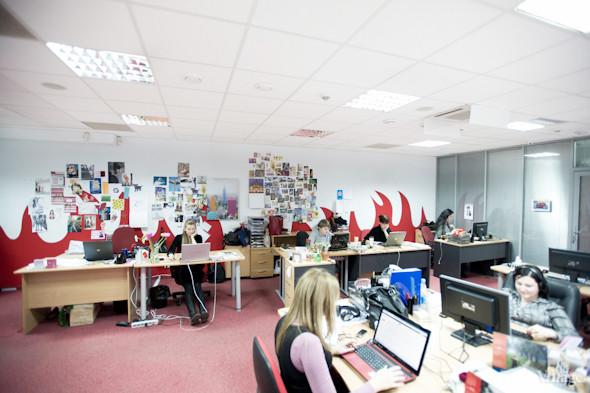 Офис недели (Киев): Tabasco. Изображение № 29.