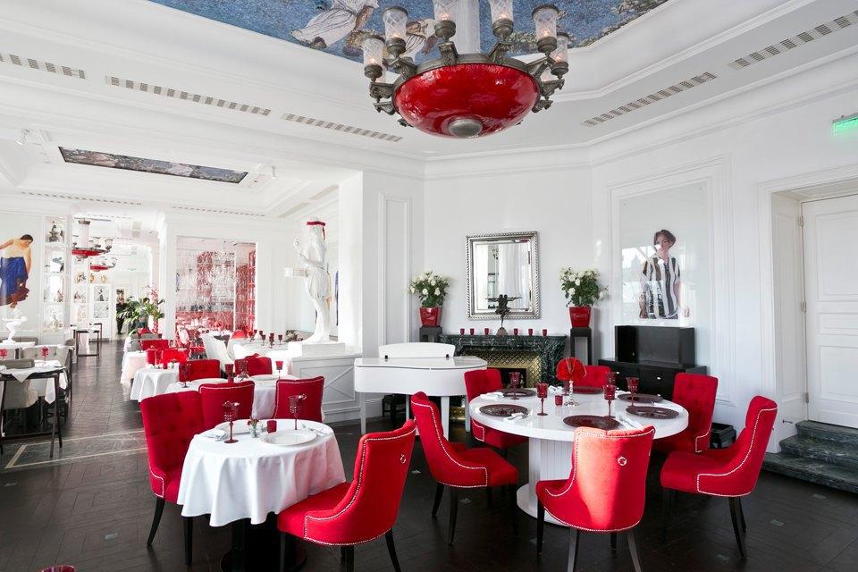 Ресторан «Dr.Живаго». Изображение № 21.