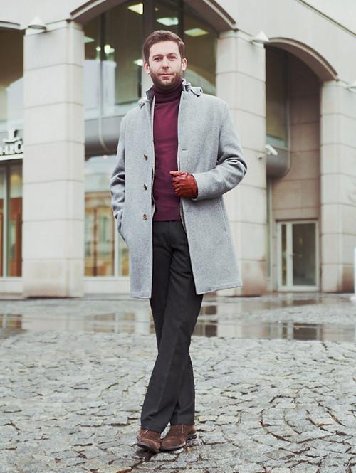 Внешний вид: Георгий Костава, совладелец компании Fortune Communications. Изображение № 1.