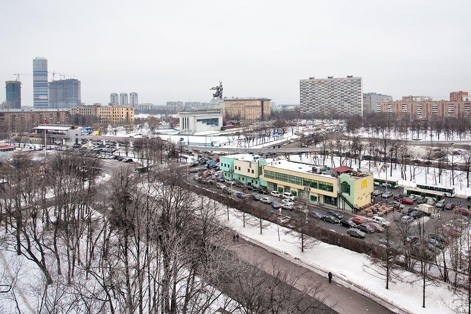 Лучший вид на этот город: 7 смотровых площадок вМоскве. Изображение № 23.
