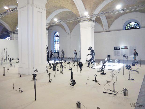 Гид по Большому скульптурному салону — 2012  . Зображення № 3.