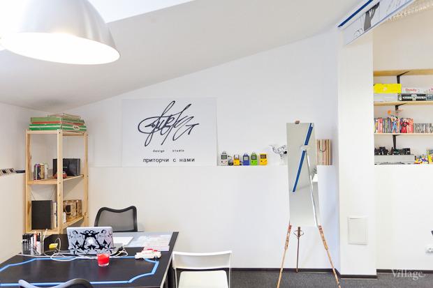 Офис недели (Петербург): Dange Design Studio. Изображение № 7.