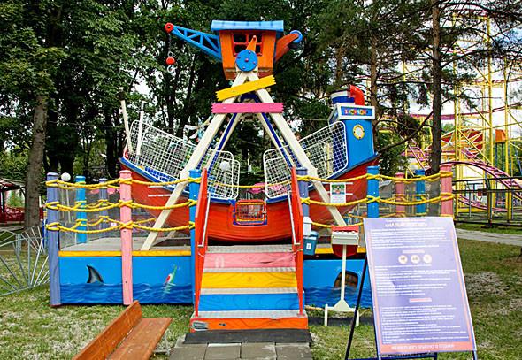 Карусель-карусель: 6 московских парков аттракционов. Изображение № 9.