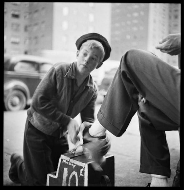 В Мультимедиа Арт Музее открылась выставка фотографий Стэнли Кубрика. Изображение № 11.
