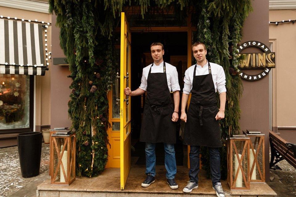 Ресторан Twins. Изображение № 1.