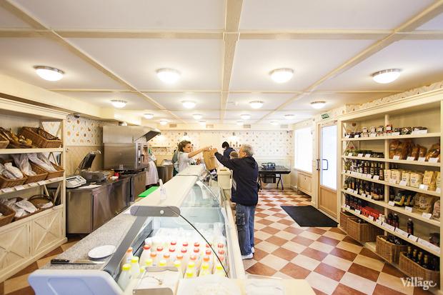 Первый магазин фермерской сети «Гирлянда» открылся на Петроградской . Изображение № 4.
