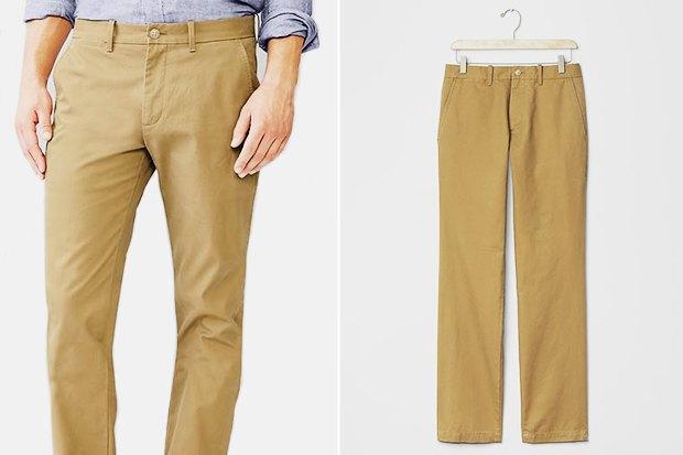 Где купить брюки чинос: 6вариантов от 2 до8 тысяч рублей. Изображение № 5.