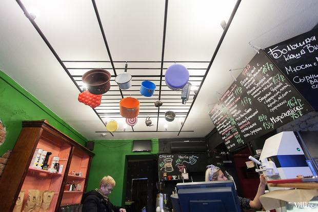 На Фонтанке открылась семейная кофейня «Кофе на кухне». Изображение № 11.