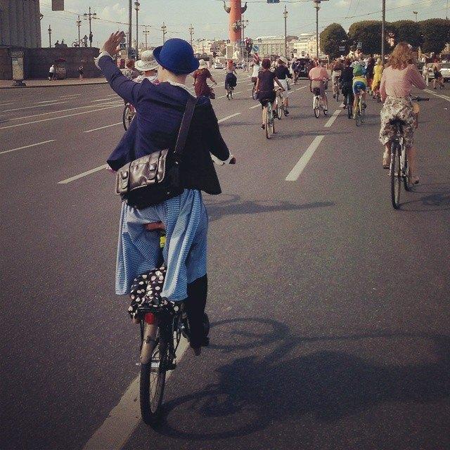 Твидовый велопробег вснимках Instagram . Изображение № 10.