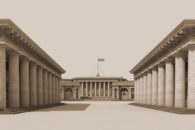 Архитектурный критик Мария Элькина—обудущем судебного квартала вПетербурге. Изображение № 3.