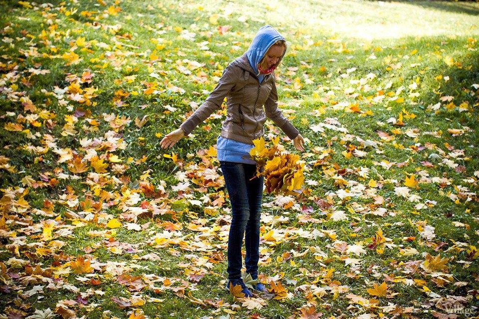 Люди в городе: Любительские фотосессии в парке. Изображение № 25.