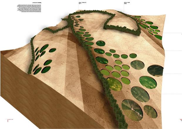 Дизайн от природы: Дом-термитник, жилая дюна и оранжереи в пустыне. Изображение № 12.