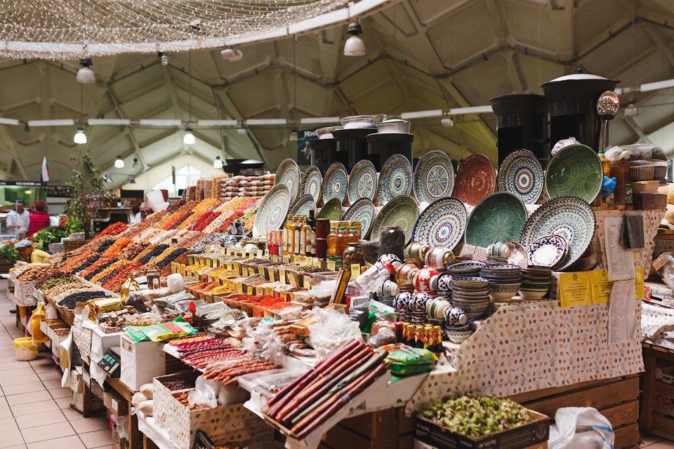 Директор Даниловского рынка Максим Попов: «Рынок за 50 миллионов долларов — дорогое удовольствие». Изображение № 6.