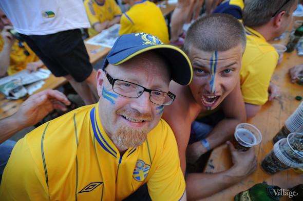 По домам: Шведы прощаются с Киевом. Зображення № 16.