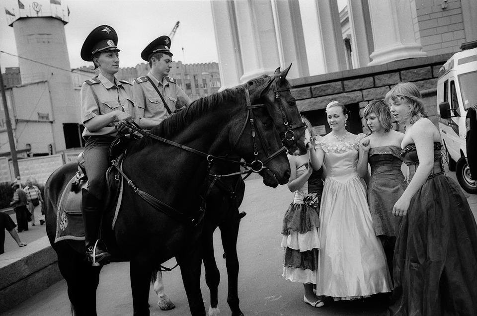 Камера наблюдения: Москва глазами Натальи Колесниковой. Изображение №14.