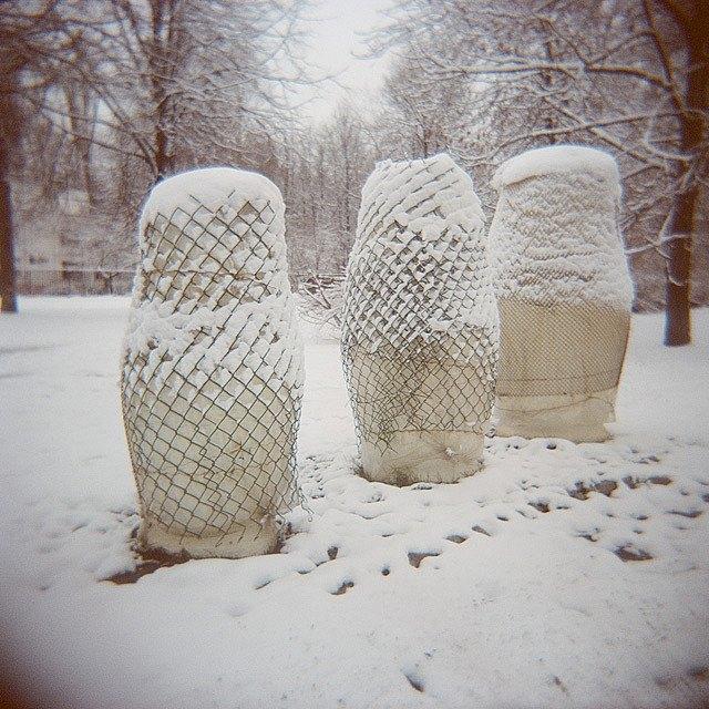 Камера наблюдения: Москва глазами Варвары Лозенко. Изображение № 10.