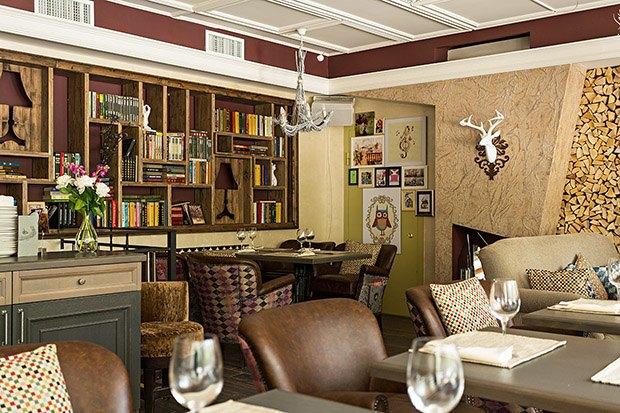 Ресторан и бар I Like Bar. Изображение № 48.
