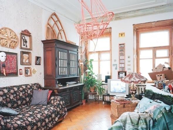 Изображение 4. В магазине Mood Swings появились обои с изображением московских квартир.. Изображение № 4.