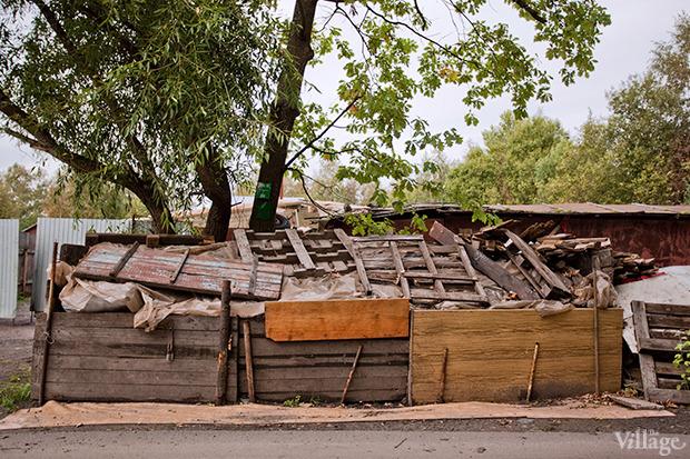 Дом на дереве: Жители Лахты за месяц до строительства небоскреба. Изображение № 19.
