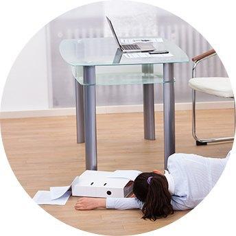 На службе здоровья: Как создать полезную среду в офисе. Изображение № 9.