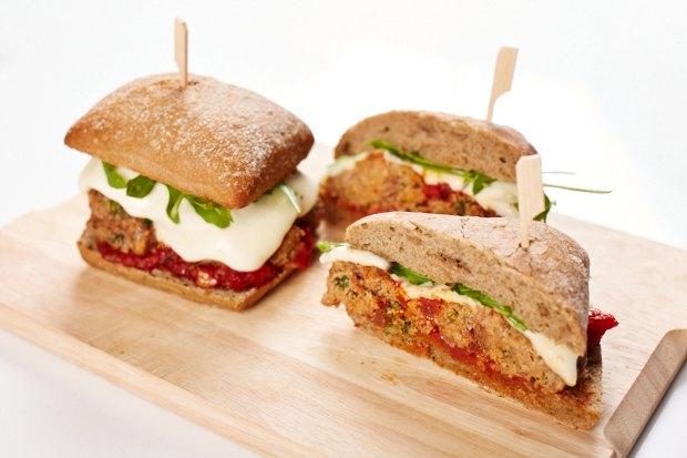 Шеф дома: Смэш-бургер и хиро-сэндвич Федора Тардатьяна. Изображение № 18.