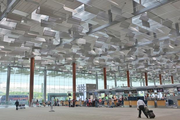 3-й терминал аэропорта Чанги. Изображение №7.