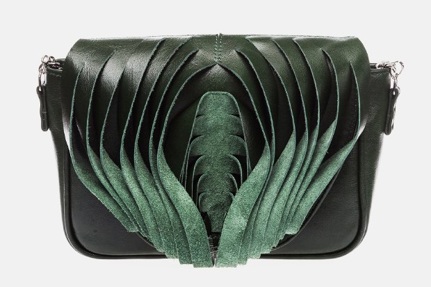 Московская марка кожаных сумок Anna Golovina. Изображение № 4.