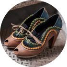 На полках: Магазин обуви ShoeShoe. Изображение №31.