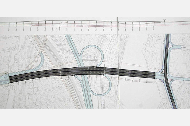 Четвёртая линия: Все проекты метро на Троещину. Зображення № 19.