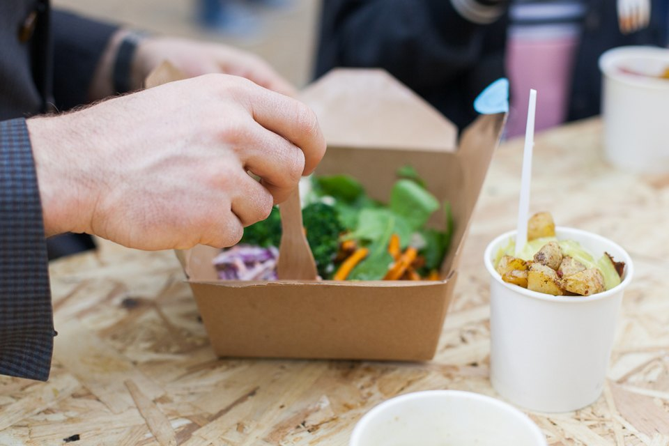 Первый Городской маркет еды сезона. Изображение № 17.